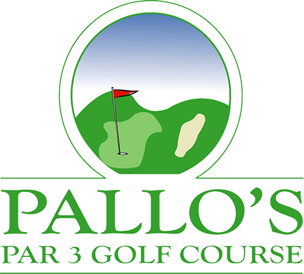 Logo for Pallo's Par 3 in Bonne Terre, MO